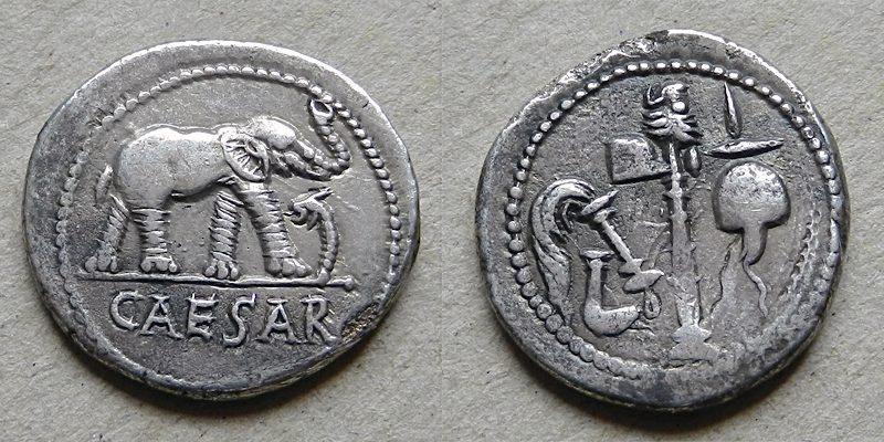 Denár Caesara